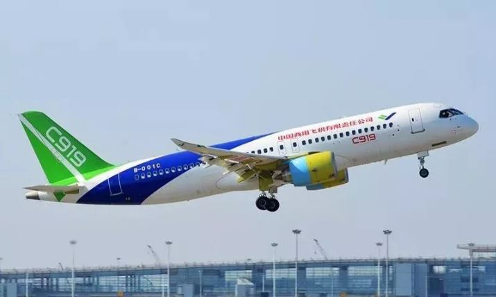 上海飞机制造有限公司-信息动态