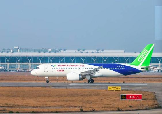 上海飞机制造有限公司-新闻中心焦点图
